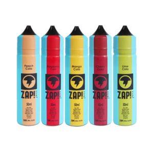 Zap! Juice Vintage Cola 0mg 50ml Shortfill (Free ZAP 18mg Nic Salt)