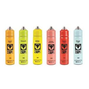 Zap! Juice 0mg 50ml Shortfill (Free ZAP 18mg Nic Salt)