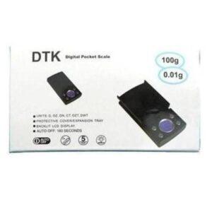 Vapouron DTK Digital Pocket Scale – 0.01g – 100g (DTK-100 VP)