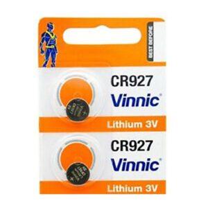Vinnic CR927 3V Battery