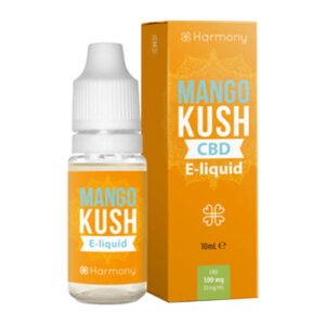 Mango Kush Original CBD E-Liquid HAMRONY 10ml
