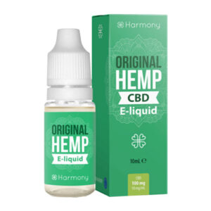 Original Hemp Classics CBD E-Liquid HAMRONY 10ml