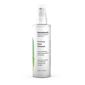 Purifying Face Cleanser HEMPTOUCH 100ml