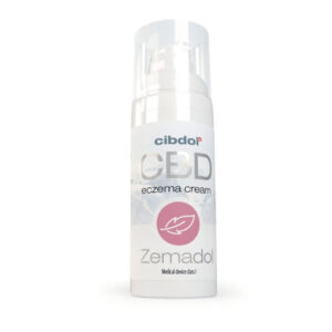 Zemadol Eczema CBD Cream CIBDOL 50ml