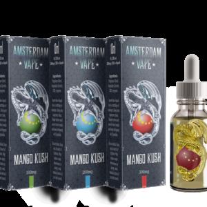 Mango Kush Amsterdam CBD Vape E-liquid 10ml