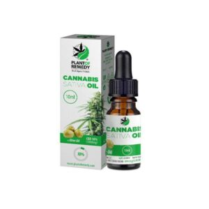 Plant Of Remedy 1000mg CBD Olive Oil With CBD 10ml