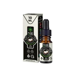 Plant Of Life 300mg CBD Coconut Oil With CBD 10ml