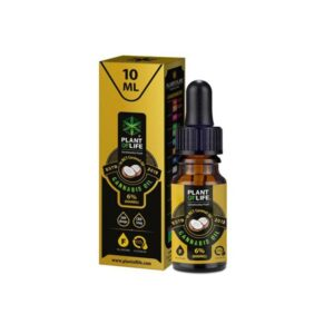 Plant Of Life 600mg CBD Coconut Oil With CBD 10ml