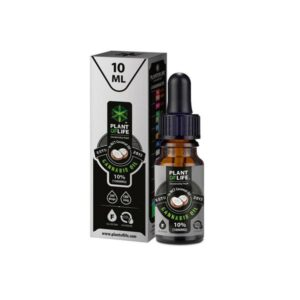 Plant Of Life 1000mg CBD Coconut Oil With CBD 10ml