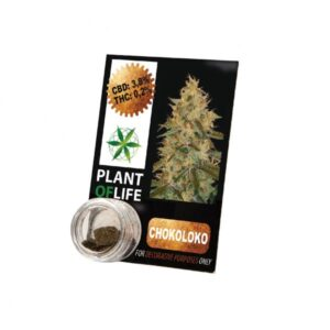 Plant Of Life CBD Hash 1g 3.8%