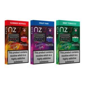 NZO 20mg Leprechaun Liquids Nic Salt (50VG/50PG)