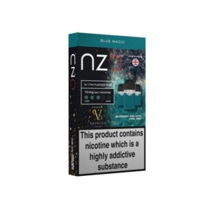 NZO 10mg Savacco Nic Salt (50VG/50PG)