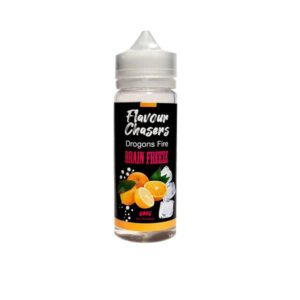 Brain Freeze by Flavour Chasers 100ml Shortfill 0mg (70VG/30PG)