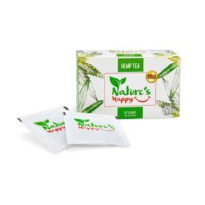 Nature's Happy CBD Hemp Herbal Tea Bags – 20 Bags