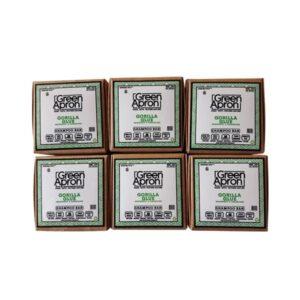 Green Apron 100mg CBD Gorilla Glue Shampoo – 6 pack