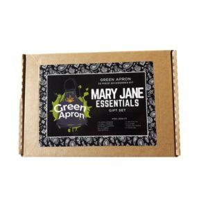 Green Apron Mary Jane Essentials Gift Set