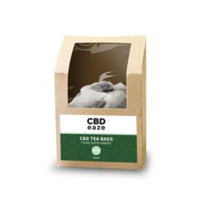 CBDeaze 100mg CBD Hemp Tea Bags