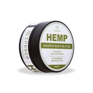 Endoca 1500mg CBD Hemp Whipped Body Butter – 100ml