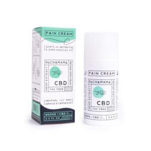 Pachamama 850mg CBD Pain Cream 3.4 FL OZ
