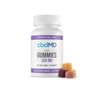 cbdMD 300mg CBD Gummies – 30 pack