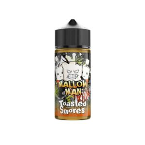 Mallow Man 100ml Shortfill 0mg (70VG/30PG)