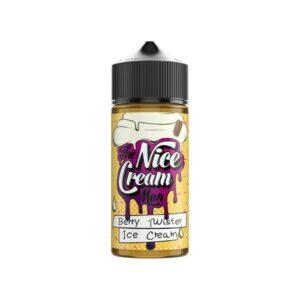 The Nice Cream Man 100ml Shortfill 0mg (70VG/30PG)