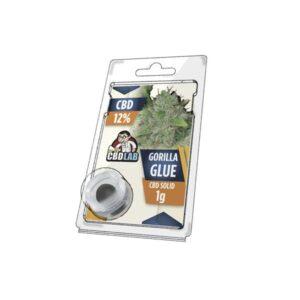 CBD Lab Solid 12% CBD 1g – Gorilla Glue