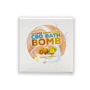 Orange County 150mg CBD Bath Bomb