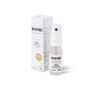 Pureis CBD 560mg Ultra Pure CBD Oral Spray – Unflavoured