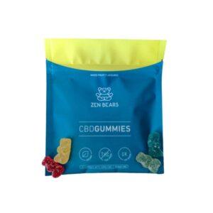ZenBears 200mg CBD Gummies – 50g