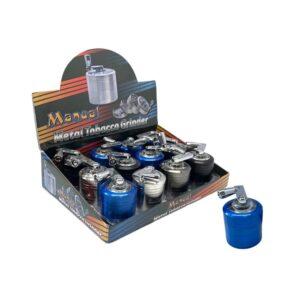 4 Parts Metal Mixed Colour Grinder – SMK040SY-4