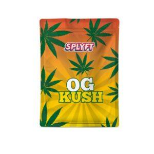 SPLYFT Original Mylar Zip Bag 3.5g – OG Kush