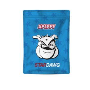 SPLYFT Original Mylar Zip Bag 3.5g – Stardawg