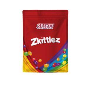 SPLYFT Original Mylar Zip Bag 3.5g – Zkittlez
