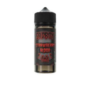 Sadboy Blood Range 100ml Shortfill 0mg (70VG/30PG)