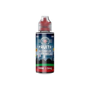 Vape Duty Free Fruits 100ml Shortfill 0mg (70VG/30PG)