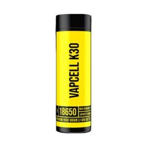 Vapcell K30 18650 Battery