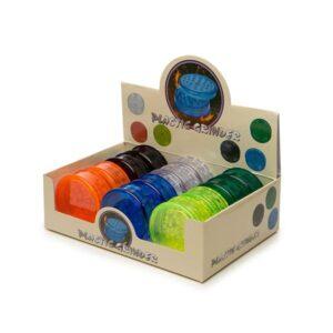 2 Parts Mixed Colour  Plastic Grinder – HX033
