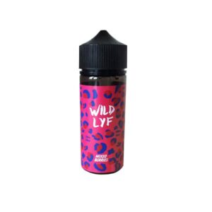 Wild Lyf 100ml Shorfill 0mg (70VG/30PG)