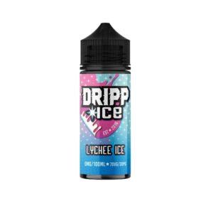 Dripp Ice 0MG 100ml Shortfill (70VG/30PG)