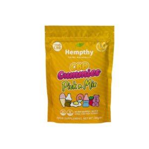 Hempthy 300mg CBD Gummies 30 Ct Pouch