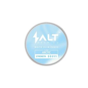 Salt Brew Co 20mg Arctic Nicotine Snus Pouches 20 Pouches