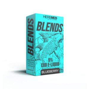 Herbmed CBD 500mg CBD Vaping Liquid 10ml (80PG/20VG)