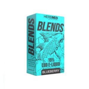 Herbmed CBD 1500mg CBD Vaping Liquid 10ml (80PG/20VG)