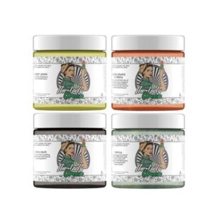Lady Green Hemp Infused Candle