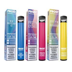 20mg Dr Frost Bar Disposable Vape Kit 575 Puffs