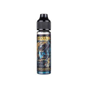 CLEARANCE!! Zeus Juice 50ml Shortfill 0mg (70VG/30PG)