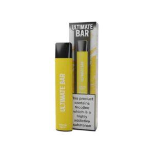 20mg Ultimate Bar Disposable Nic Salt Pod 575 Puffs