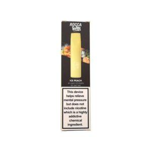 0mg Rocca Bar Disposable Vape Pod 575 Puffs